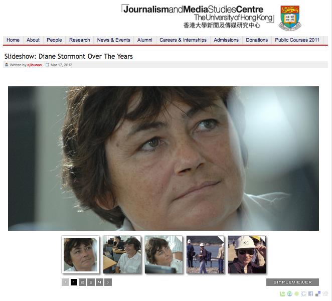 Diane Stormont, veteran Hong Kong and Seoul journalist, dies at 52