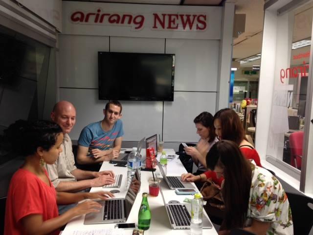 Seoul event recap: Interactive social media workshop