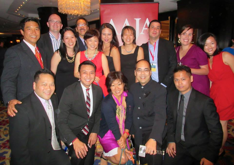 AAJA Chapter President of the Year awarded to Ramy Inocencio