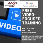 AAJA Asia Video training w/Google